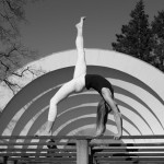 Rachel | Backbend at the Amphitheater in Boulder, CO